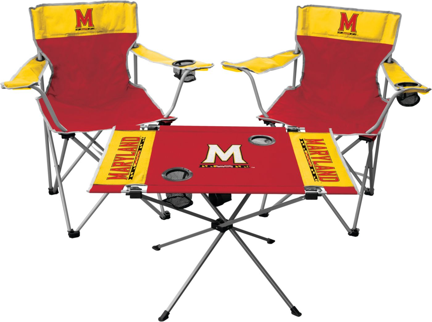 Rawlings Maryland Terrapins 3-Piece Tailgate Kit