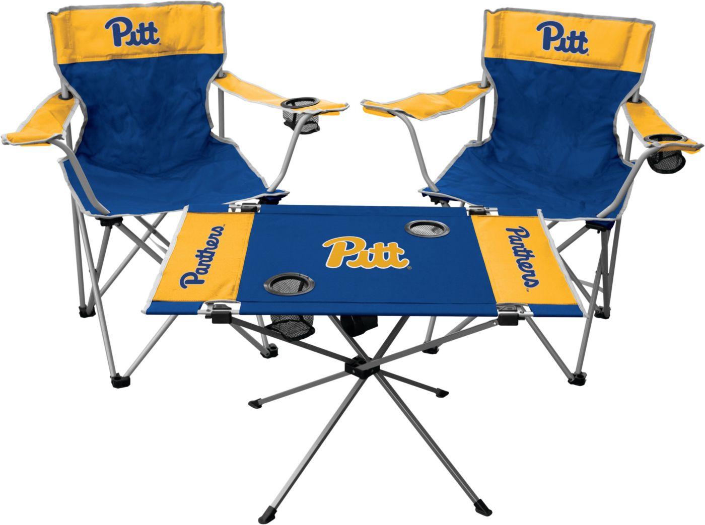 Rawlings Pitt Panthers 3-Piece Tailgate Kit
