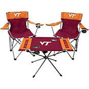 Rawlings Virginia Tech Hokies 3-Piece Tailgate Kit