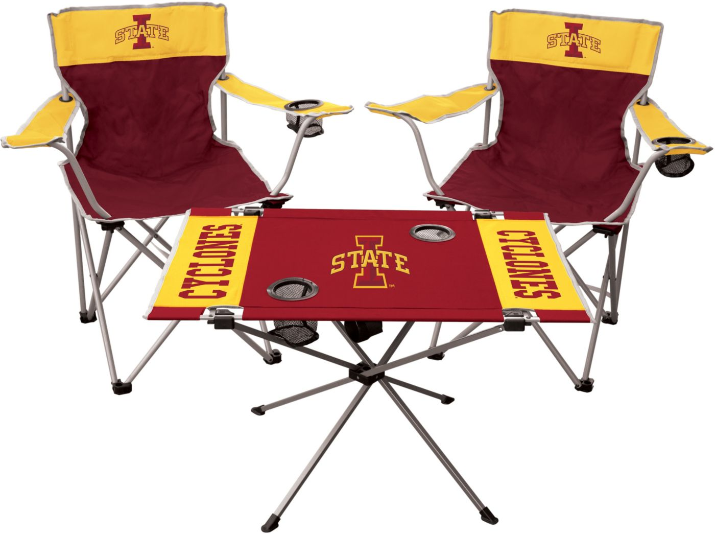 Rawlings Iowa State Cyclones 3-Piece Tailgate Kit