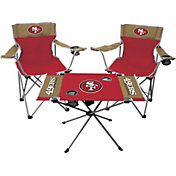 Rawlings San Francisco 49ers 3-Piece Tailgate Kit