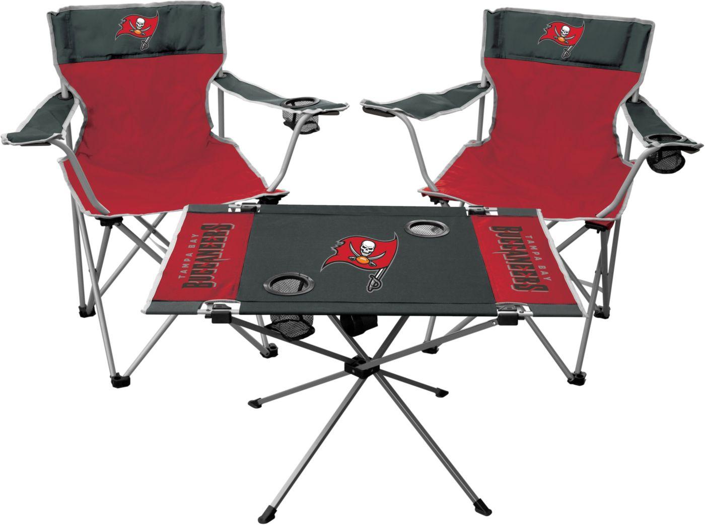 Rawlings Tampa Bay Buccaneers 3-Piece Tailgate Kit