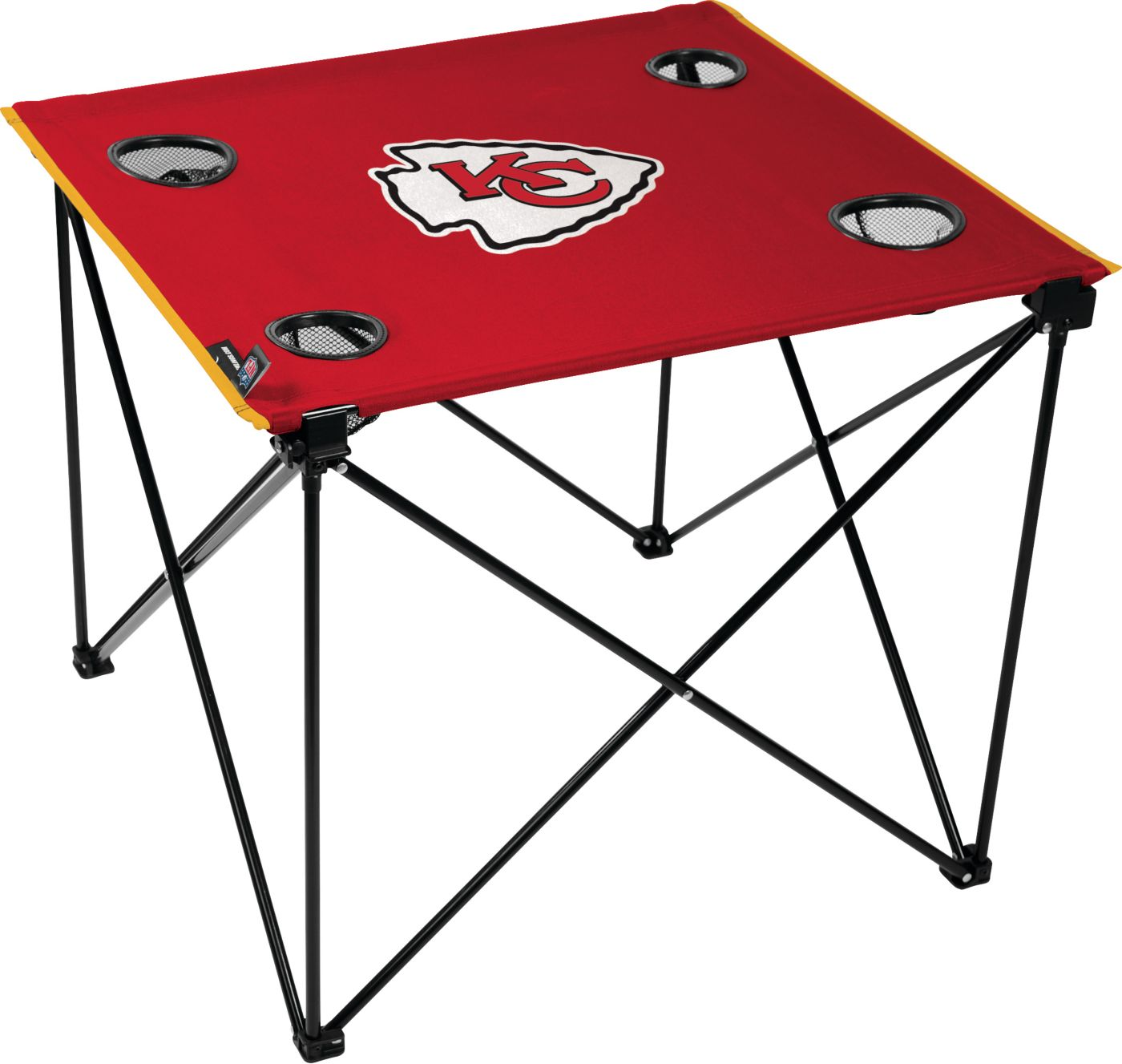 Rawlings Kansas City Chiefs Deluxe TLG8 Table