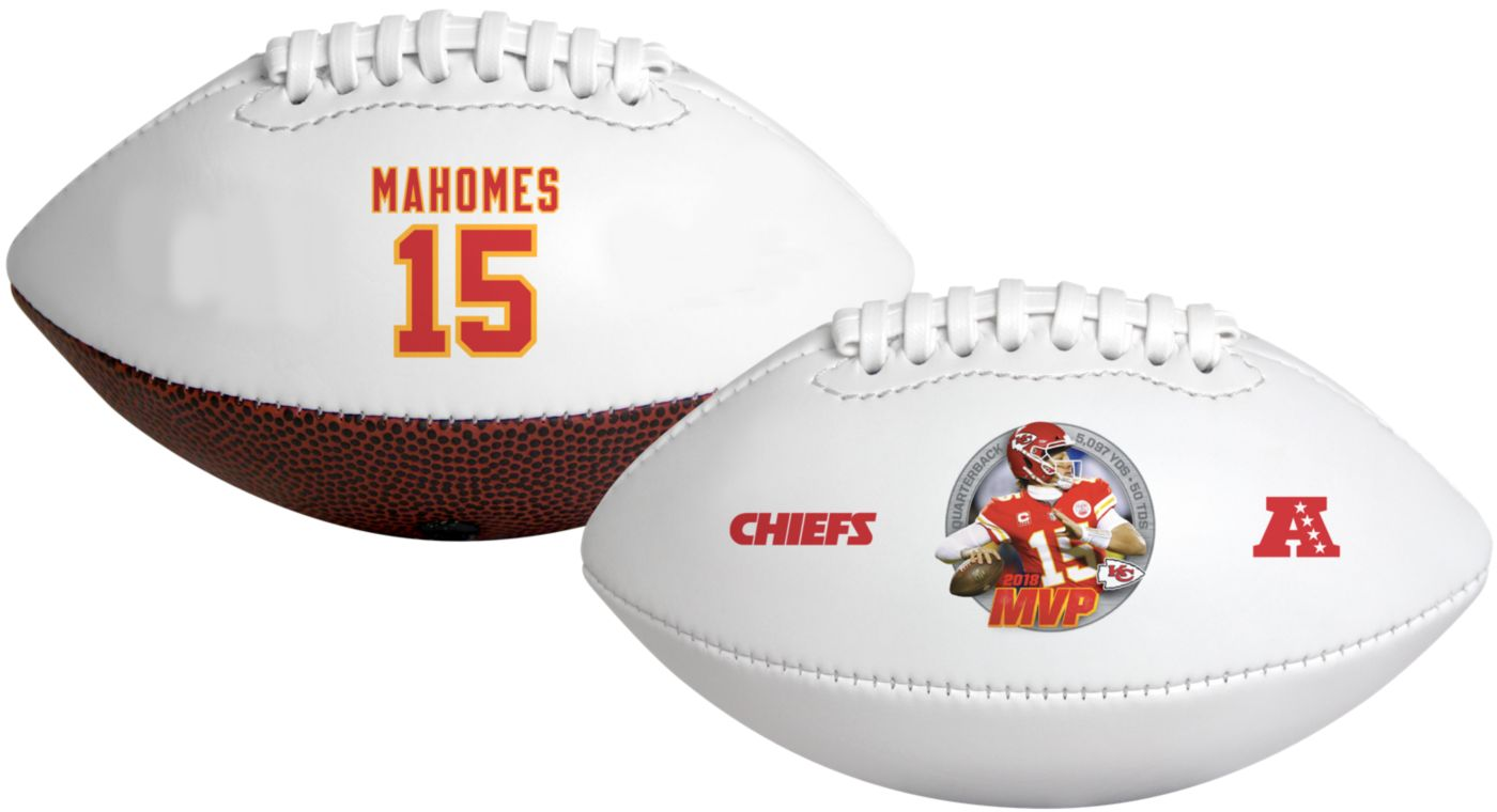 Rawlings Kansas City Chiefs Patrick Mahomes Football