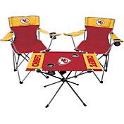 Rawlings Kansas City Chiefs 3-Piece Tailgate Kit