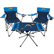 Rawlings Los Angeles Chargers 3-Piece Tailgate Kit