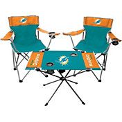 Rawlings Miami Dolphins 3-Piece Tailgate Kit