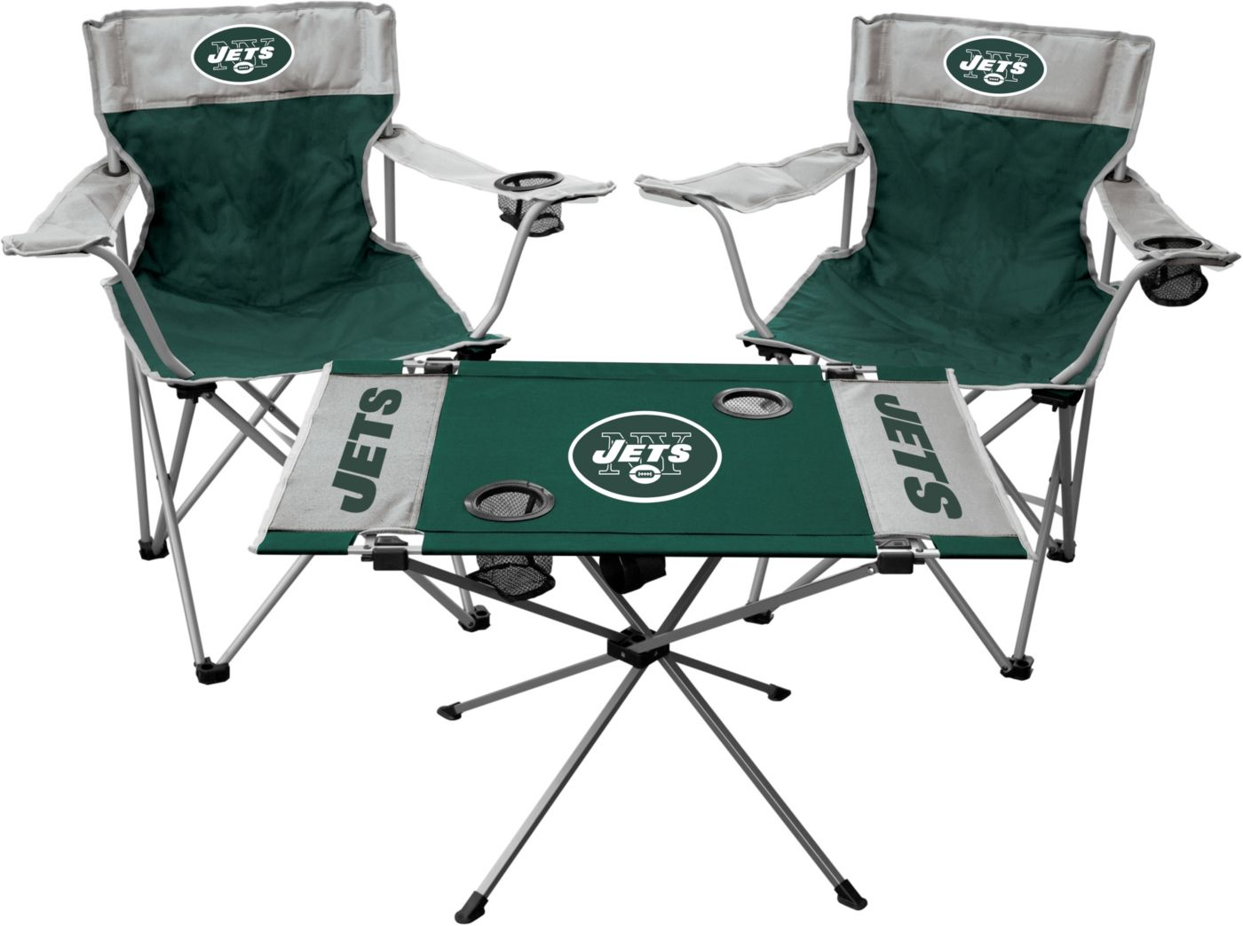 Rawlings New York Jets 3-Piece Tailgate Kit