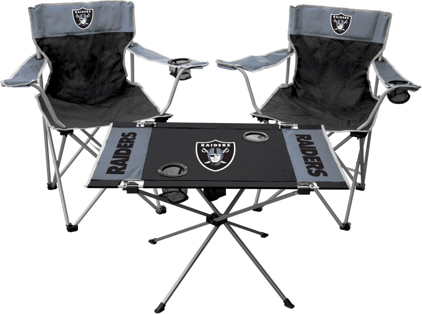 Rawlings Oakland Raiders 3-Piece Tailgate Kit
