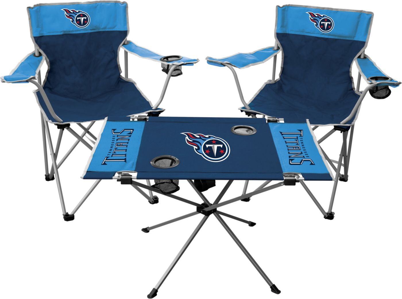 Rawlings Tennessee Titans 3-Piece Tailgate Kit