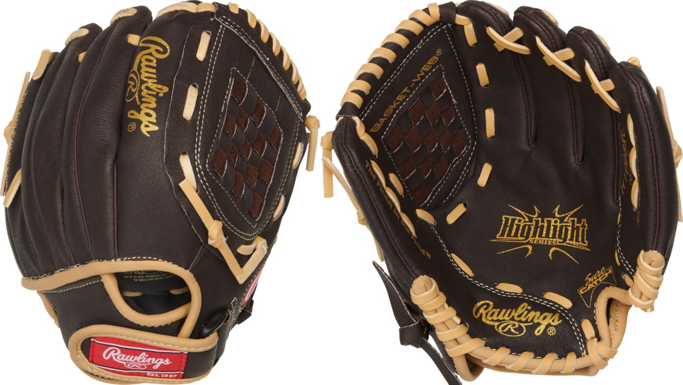 Rawlings 10'' Youth Highlight Series Glove 2020