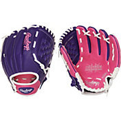 Rawlings 10'' Girls' Highlight Series Fastpitch Glove 2020