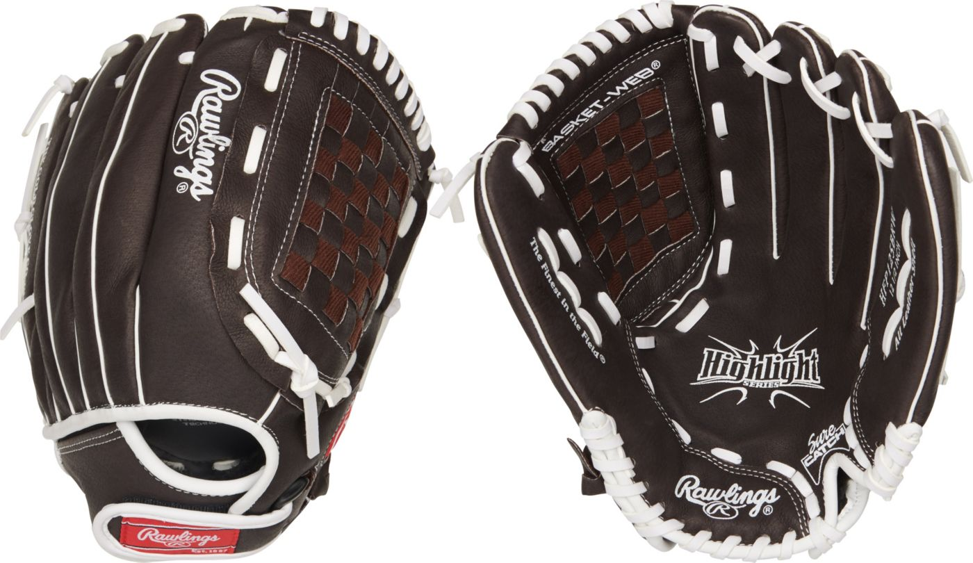 Rawlings 12.5'' Youth Highlight Series Fastpitch Glove 2020
