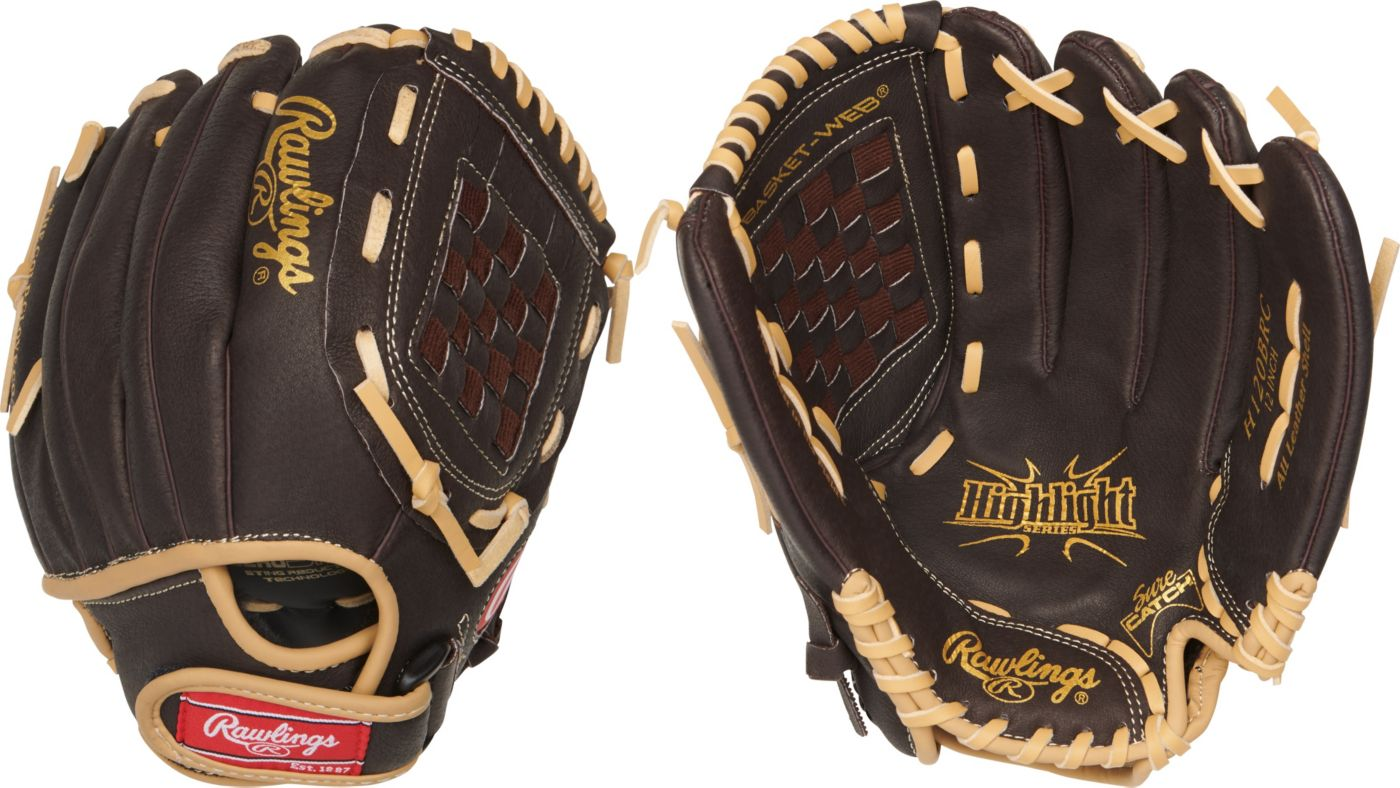 Rawlings 12'' Youth Highlight Series Glove 2020
