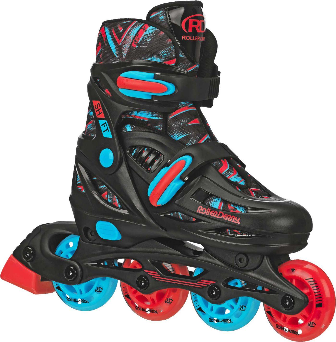 Roller Derby Boys' Shift Adjustable Inline Skates
