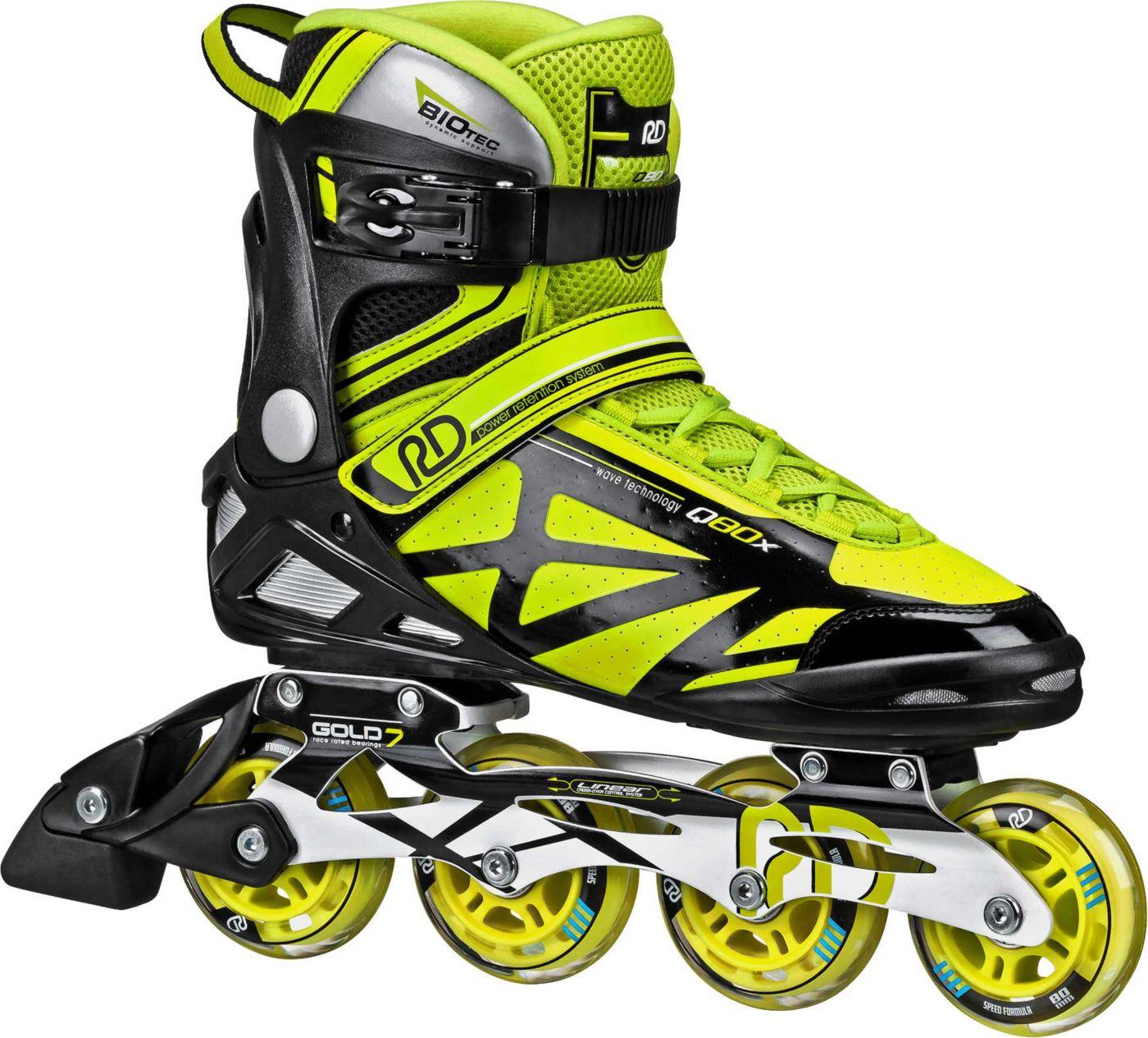 Roller Derby Mens' Aerio Q80X Inline Skates