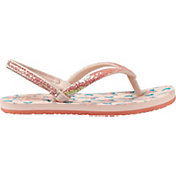Reef Kids' Little Stargazer Mermaid Flip Flops