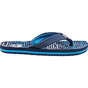 Reef Kids' Ahi Waves Flip Flops