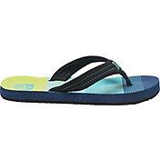 Reef Kids' Ahil Aqua Flip Flops