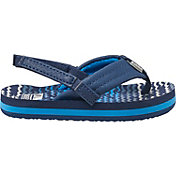 Reef Kids' Little Ahi Waves Flip Flops