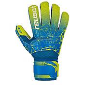 Reusch Adult Fit Control SG Extra Soccer Goalie Gloves