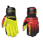 Reusch Youth Fit Control Fingersave Soccer Gloves