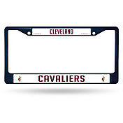 Rico Cleveland Cavaliers Colored Chrome License Plate Frame