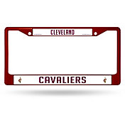 Rico Cleveland Cavaliers Chrome License Plate Frame