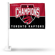 Rico 2019 NBA Champions Toronto Raptors Car Flag