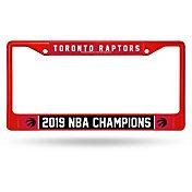 Rico 2019 NBA Champions Toronto Raptors License Plate Frame