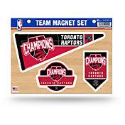 Rico 2019 NBA Champions Toronto Raptors Team Magnet Set