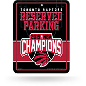 Rico 2019 NBA Champions Toronto Raptors Parking Sign