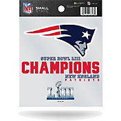 Rico Super Bowl LIII Champions New England Patriots Small Static Cling