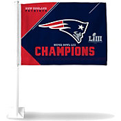 Rico Super Bowl LIII Champions New England Patriots Car Flag