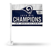 Rico NFC Conference Champions Los Angeles Rams Car Flag