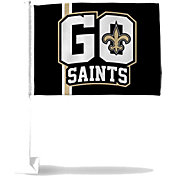 Rico New Orleans Saints Go Saints Car Flag