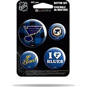 Rico St. Louis Blues Button Pack