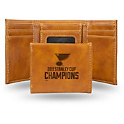 Rico 2019 NHL Stanley Cup Champions St. Louis Blues Trifold Wallet