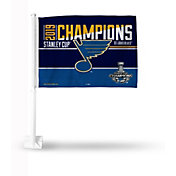 Rico 2019 NHL Stanley Cup Champions St. Louis Blues Car Flag