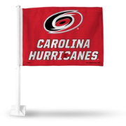 Rico Carolina Hurricanes Car Flag