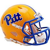 Riddell Pitt Panthers Speed Mini Football Helmet