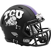 Riddell TCU Horned Frogs Speed Mini Helmet