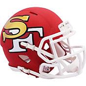 Riddell San Francisco 49ers AMP Speed Mini Football Helmet