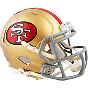 Riddell San Francisco 49ers Speed Mini Classic Football Helmet