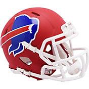 Riddell Buffalo Bills AMP Speed Mini Football Helmet