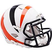 Riddell Cincinnati Bengals AMP Speed Mini Football Helmet