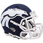 Riddell Denver Broncos AMP Speed Mini Football Helmet