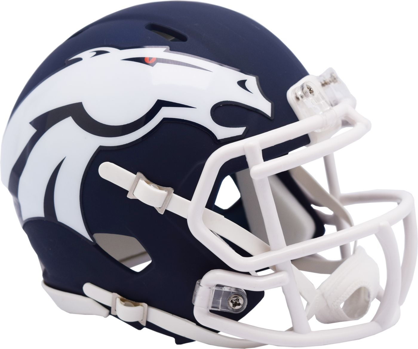 Riddell Denver Broncos AMP Speed Mini Football Helmet