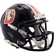 Riddell Denver Broncos Speed Mini Color Rush Football Helmet