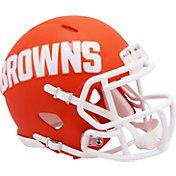 Riddell Cleveland Browns AMP Speed Mini Football Helmet